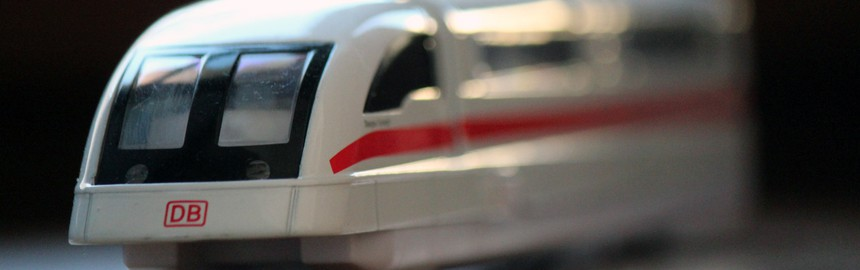 Transrapid Train Models
