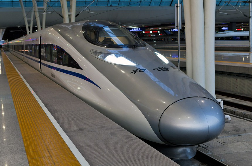 China Railways CRH380A