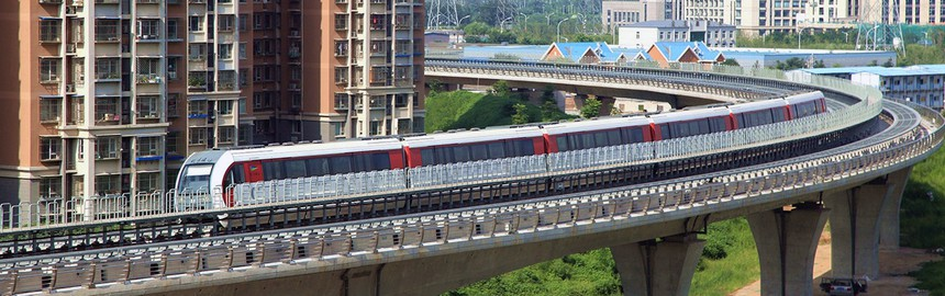 China's Third Maglev Line
