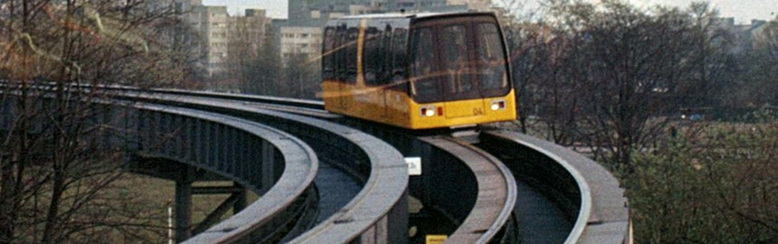 The World's First Maglev Lines That No Longer Operate