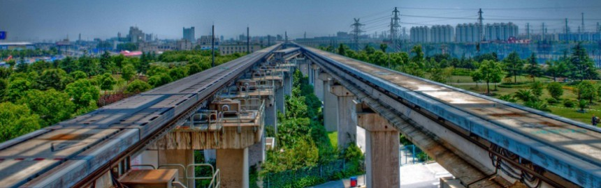 The Best Photos of the Shanghai Maglev