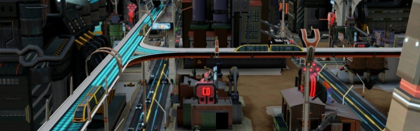 Maglev Coming to SimCity a Few Years in Advance of Civilization