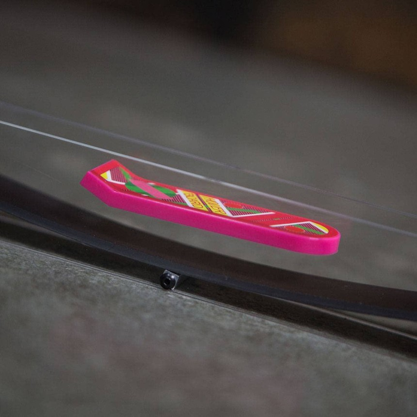Mini Back to the Future Hoverboard