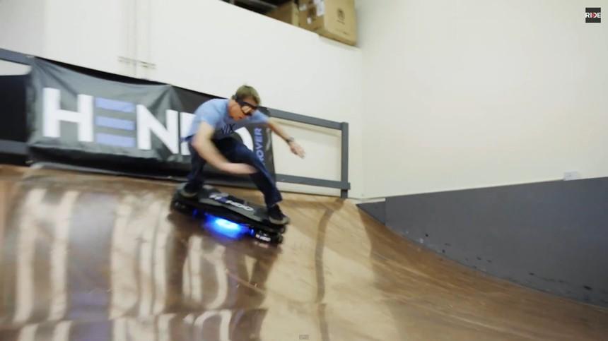 real hoverboard. Black Bedroom Furniture Sets. Home Design Ideas