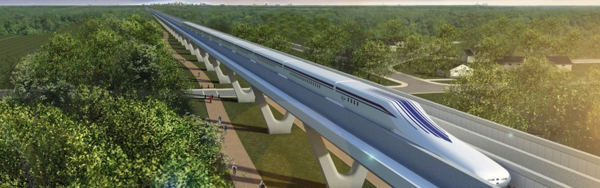 New York - Washington Maglev
