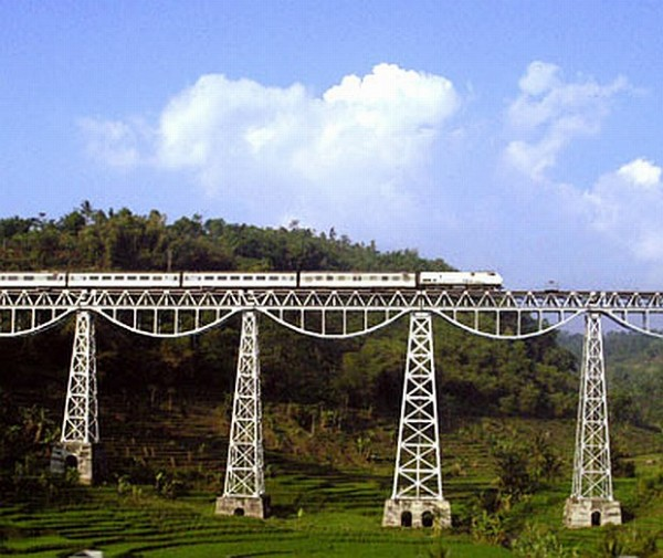 Argogede Train Bridge