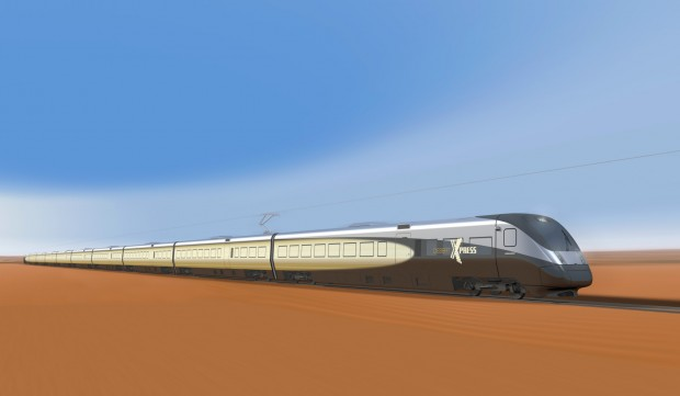 High Speed Train in the USA, DesertXpress