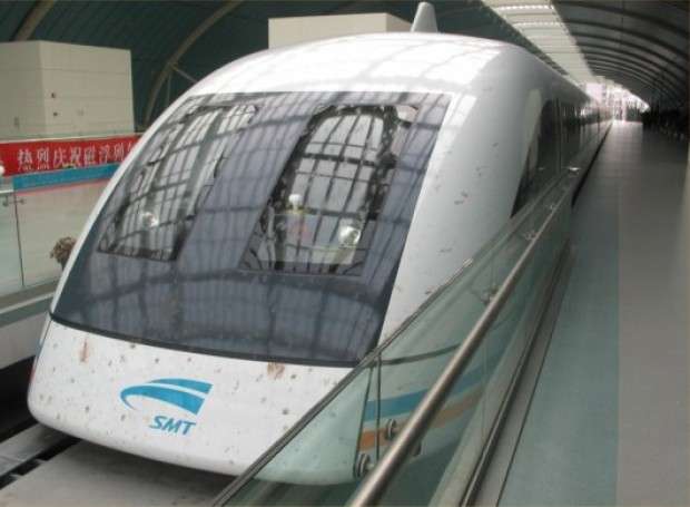 China Maglev Train