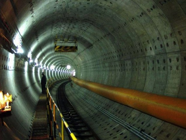 Vacuum Tunnel for Maglev Technology