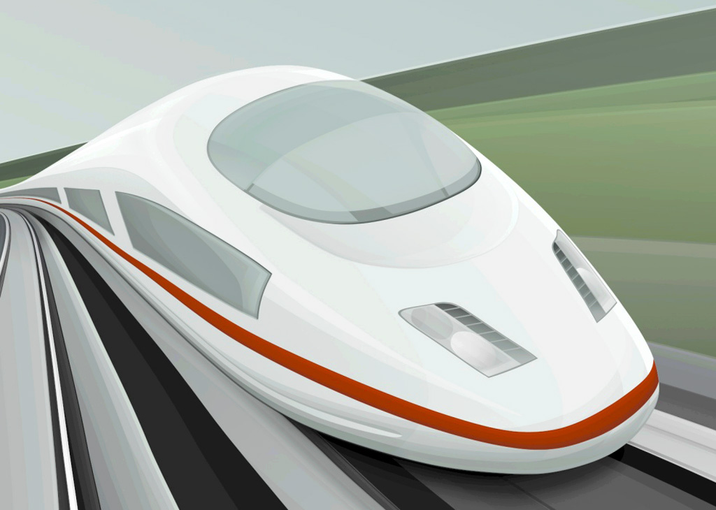 The Magnetic Levitation Train: A Technology ahead of Its Time?