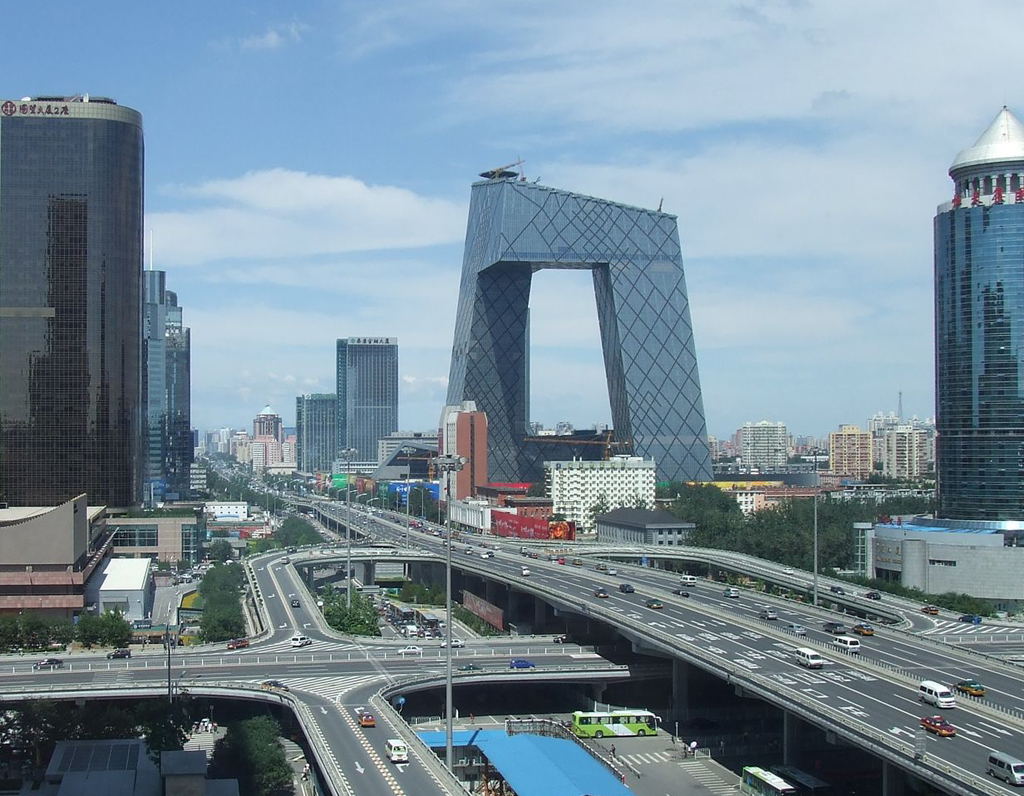 Chinese New Building Technology